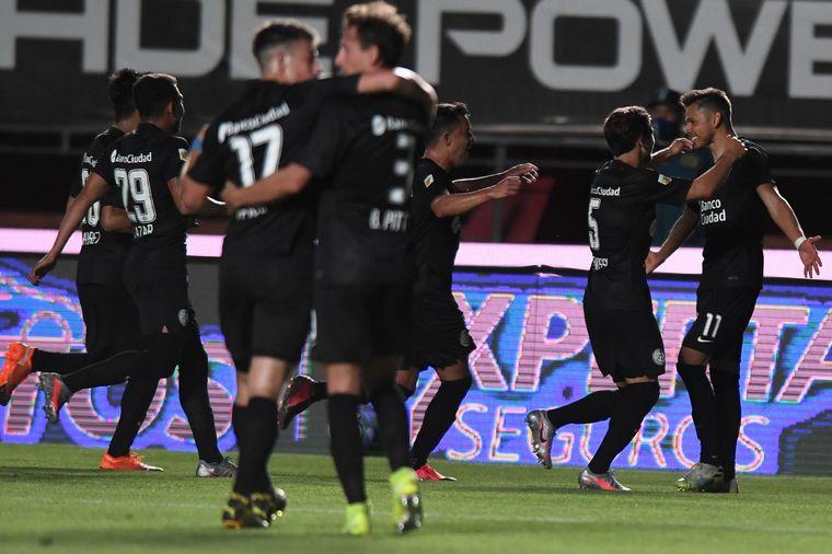 FOTO: San Lorenzo vs Estudiantes de la Plata