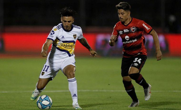 FOTO: Boca derrotó a Newell's en Rosario.