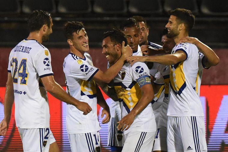 AUDIO: 2º Gol de Boca (Lisandro López)