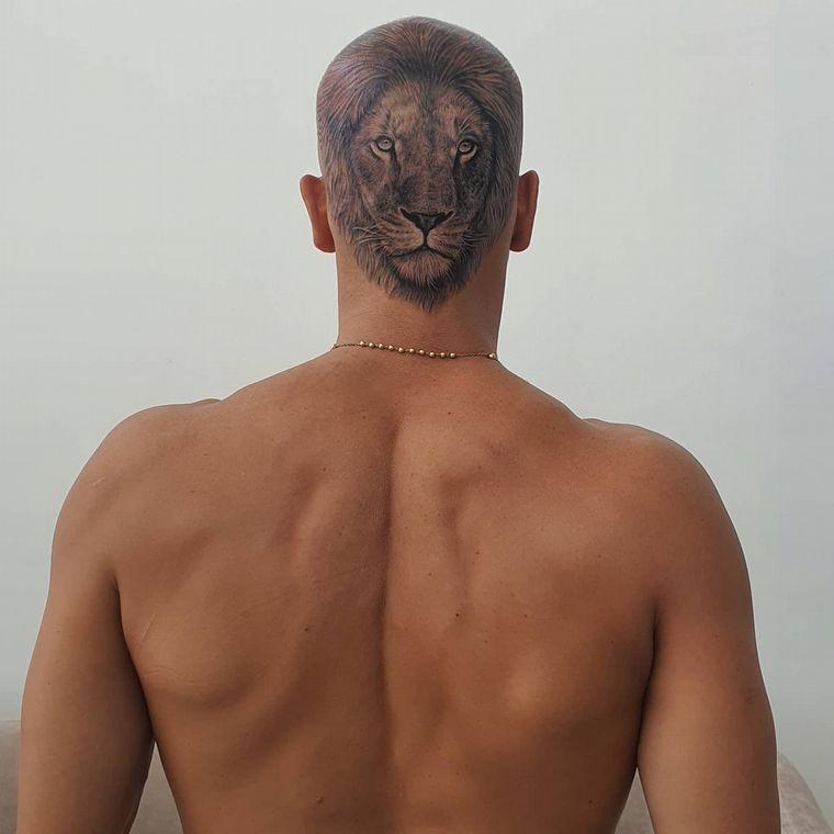 FOTO: El tatuaje de un ex boca
