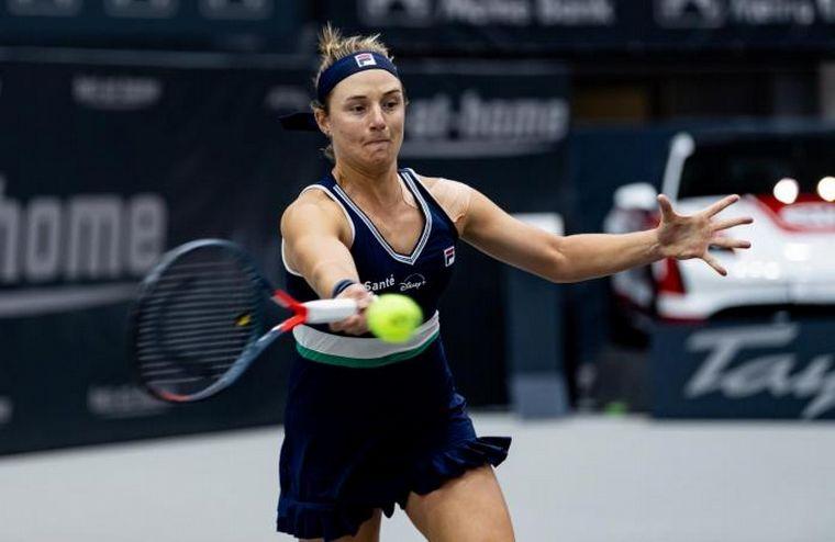 FOTO: Podoroska ganó y sigue firme en Linz, Austria (Foto: WTA)