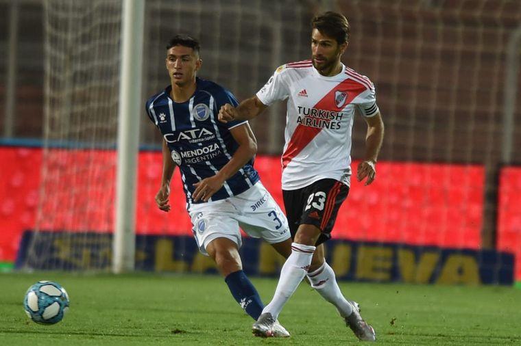 AUDIO: Gol de River a Godoy Cruz (Girotti)