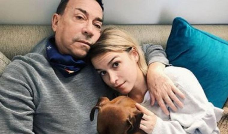 FOTO: Sofía Pachano recordó una íntima charla que tuvo con su papá