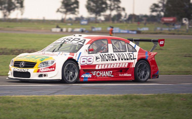 FOTO: Rossi y Toyota, fueron la referencia en el arranque del Domingo.