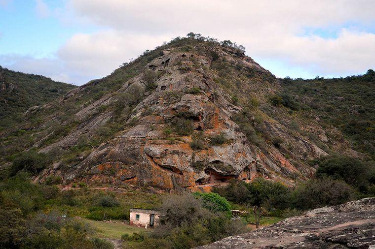 FOTO: Los secretos de las pictografías de Cerro Colorado