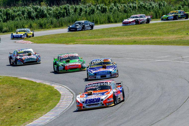 FOTO: Urcera y su Chevrolet con gran performance, ganaron en Buenos Aires.