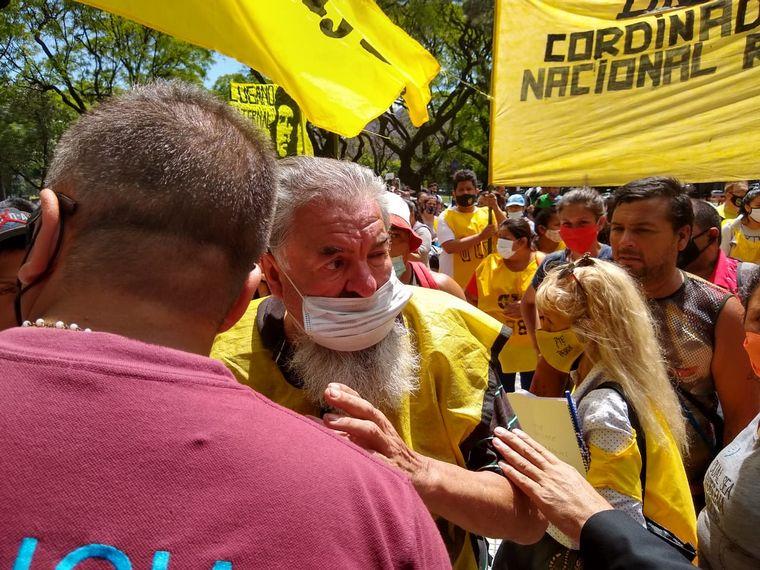 AUDIO: Día de la Militancia: marchas en apoyo al gobierno nacional