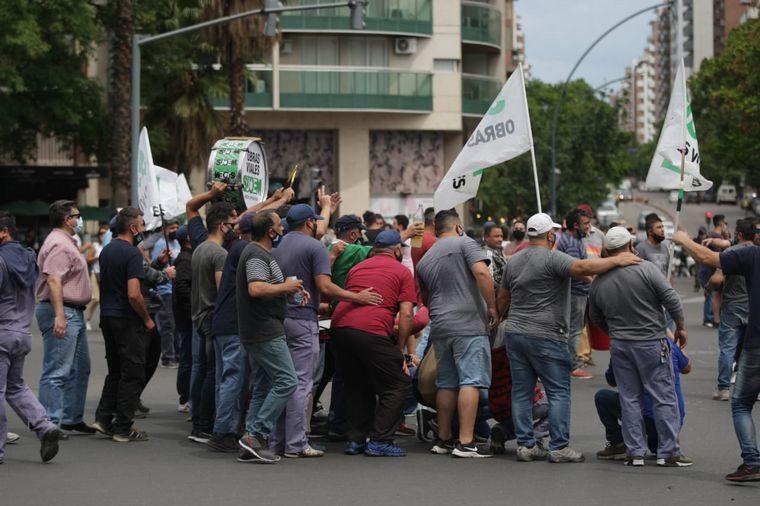 FOTO: Suoem marcha en Córdoba
