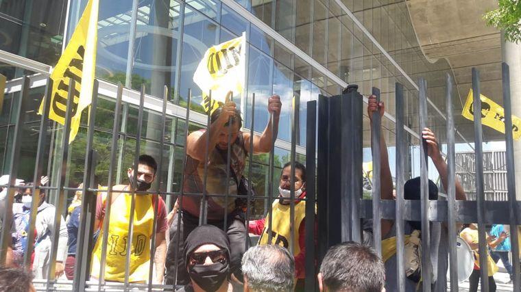 FOTO: Día de la Militancia: marchas en apoyo al gobierno nacional