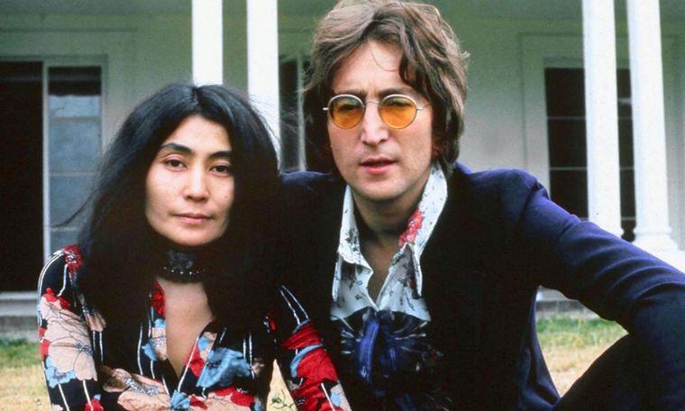 FOTO: Yoko Ono cedió la gestión de todos sus negocios a su hijo Sean