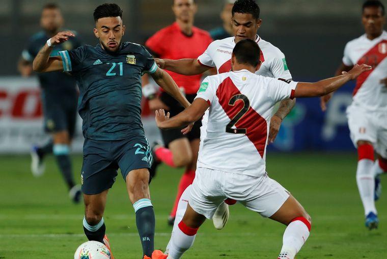 AUDIO: 2º Gol de Argentina (Lautaro Martínez)