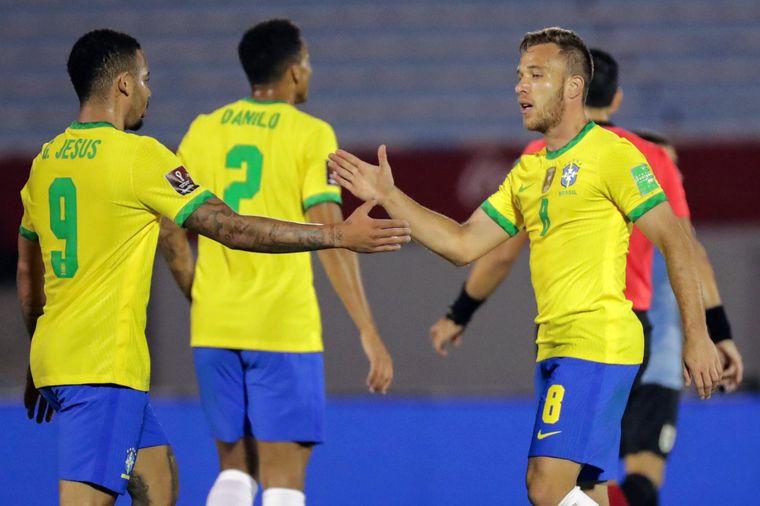 FOTO: El equipo brasileño es líder de las Eliminatorias.