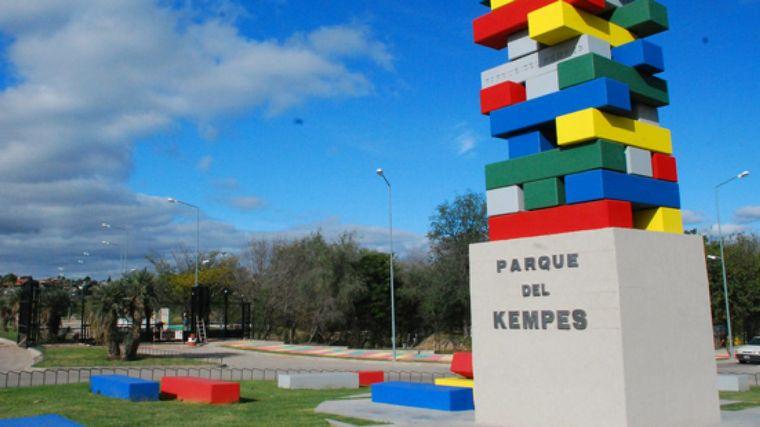 FOTO: El Parque del Kempes reabrirá para actividades al aire libre.