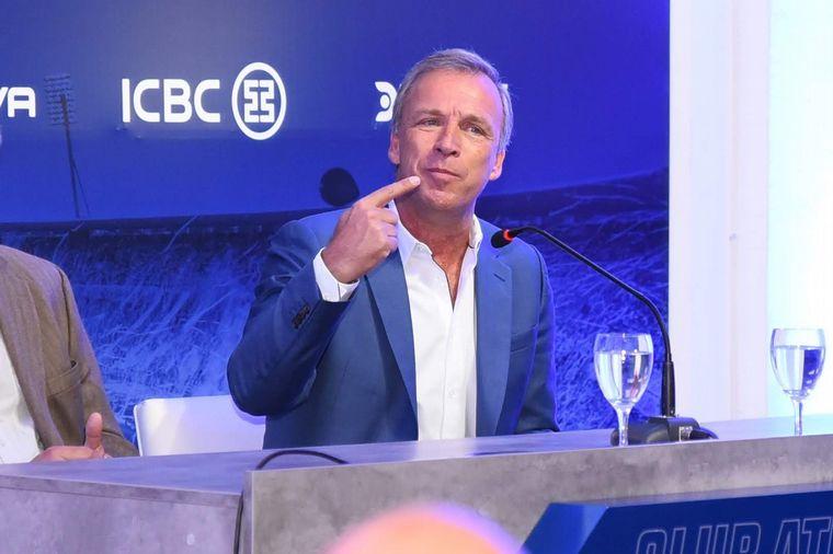 AUDIO: Fassi habló del fútbol argentino, la falta de Tevez y de los conflictos de Talleres
