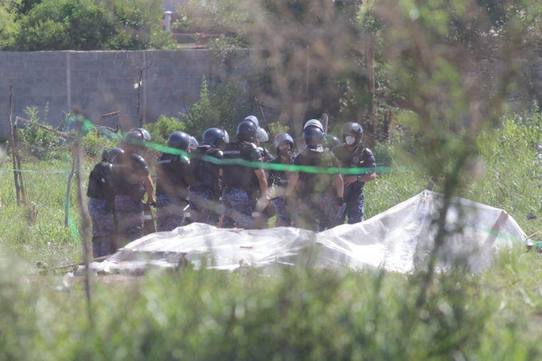 AUDIO: Vecina de la zona del terreno ocupado dijo que los usurpadores