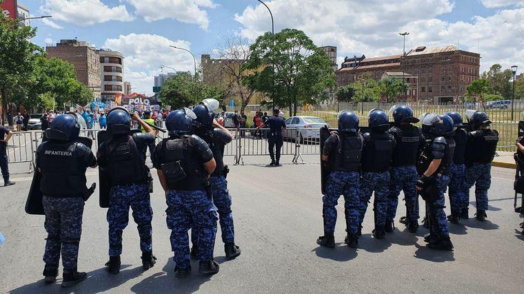 FOTO: Protesta del Polo Obrero en Córdoba