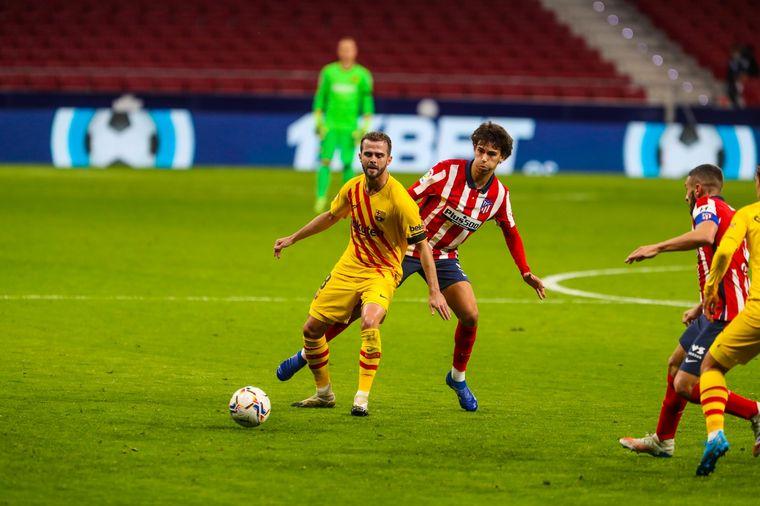 FOTO: Barcelona cayó ante el Atlético de Madrid de Simeone