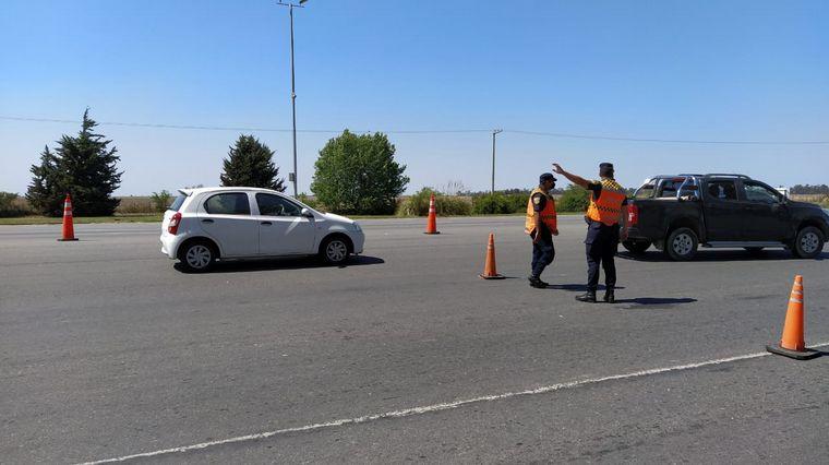 FOTO: Incrementa el tráfico a las sierras por la flexibilización