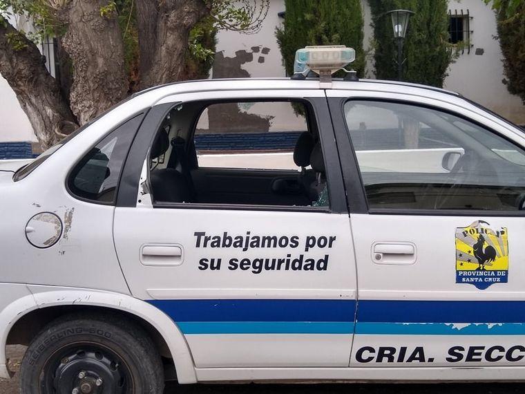 AUDIO: Río Gallegos: detienen a un hombre de 51 años que se atrincheró y disparó a policías