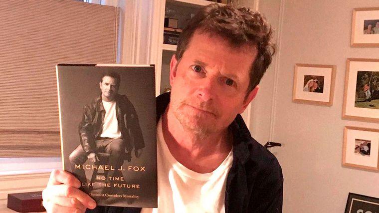 FOTO: Michael J. Fox padece Parkinson desde sus 29 años.