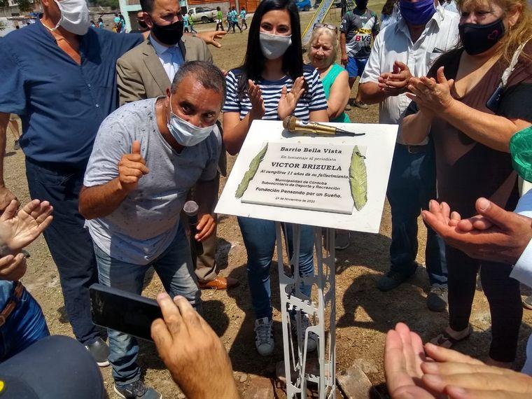 AUDIO: Homenajearán a Víctor Brizuela a 11 años de su muerte