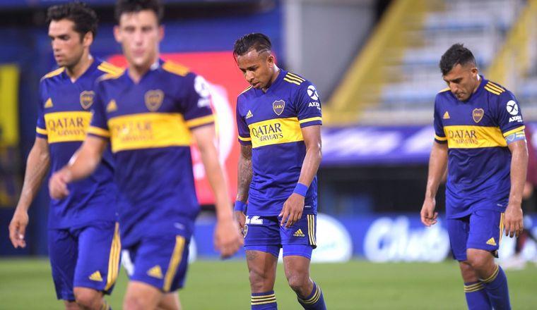 """FOTO: """"El Xeneize"""" debía jugar este miércoles en Porto Alegre."""