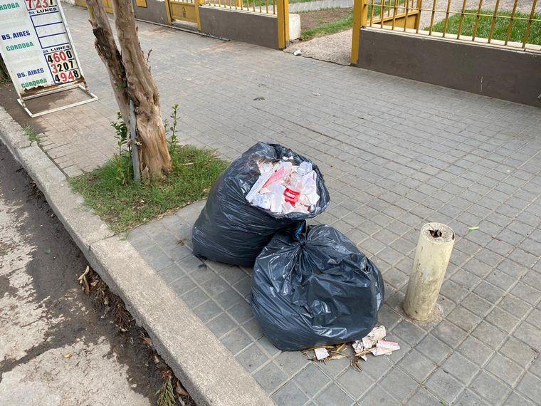 FOTO: Basura acumulada