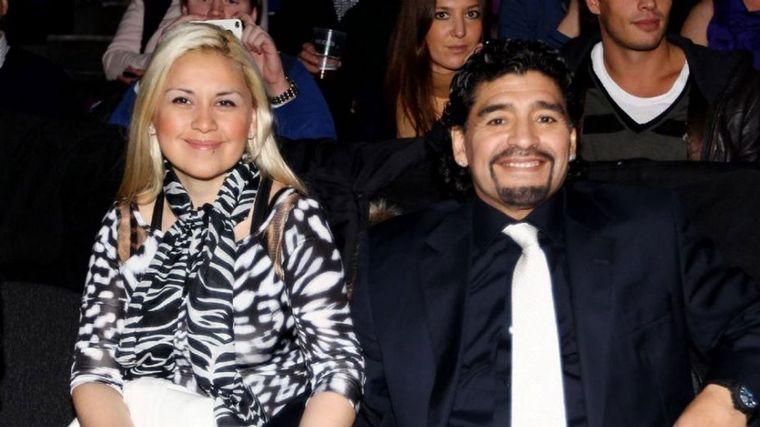 FOTO: En 2005 Diego conoció a Verónica Ojeda.