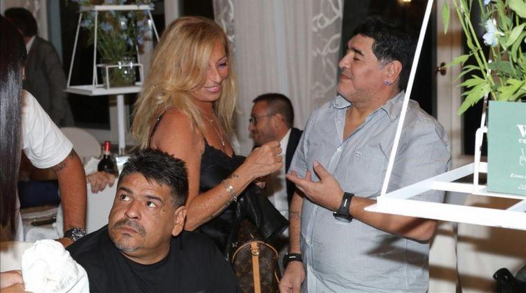 FOTO: Diego y Rocío se separaron de manera definitiva a fines de 2018.