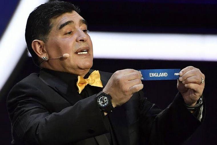 FOTO: Fotos icónicas de Diego Armando Maradona