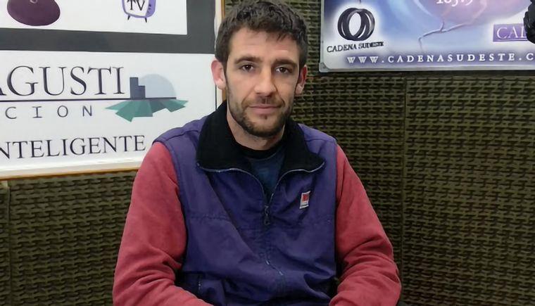 VIDEO: Alvaro Andreucci, técnico en Agrometeorología del INTA Marcos Juárez.