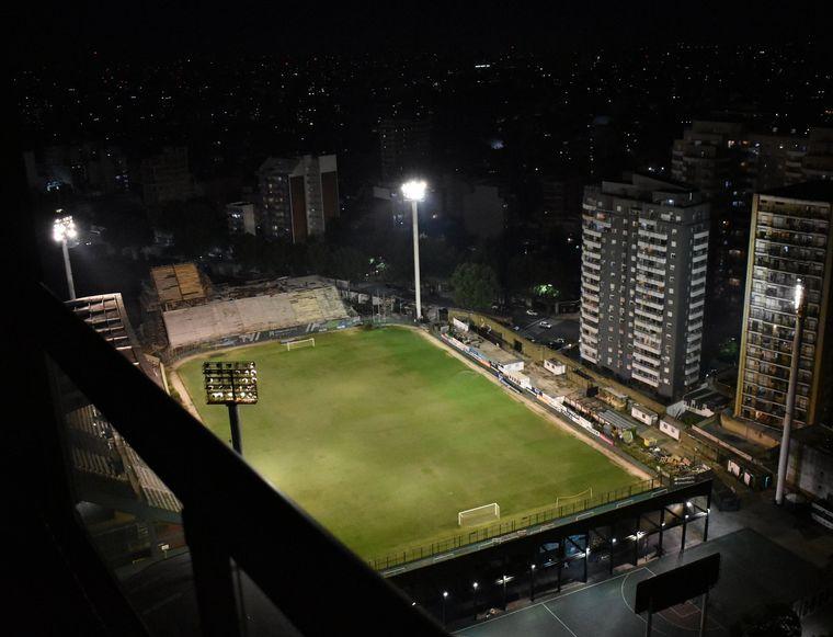 FOTO: Estadio de Atlético Tucumán.