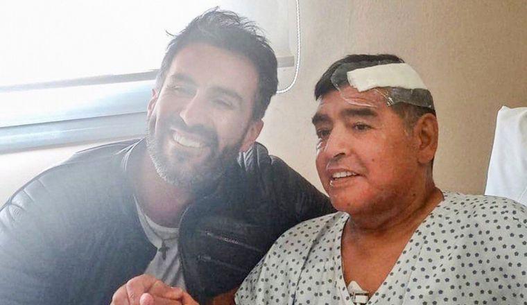 Qué dijo Leopoldo Luque, el último médico de Diego Maradona - Fútbol -  Cadena 3 Argentina