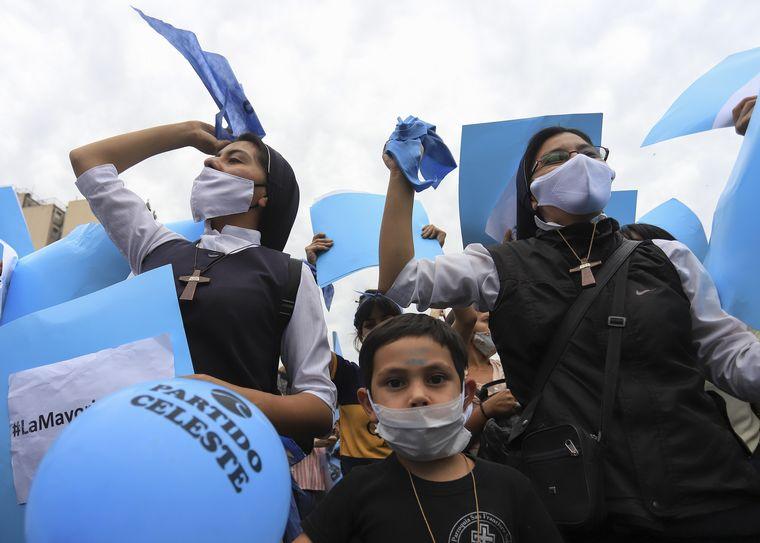FOTO: Marcha Provida en Buenos Aires