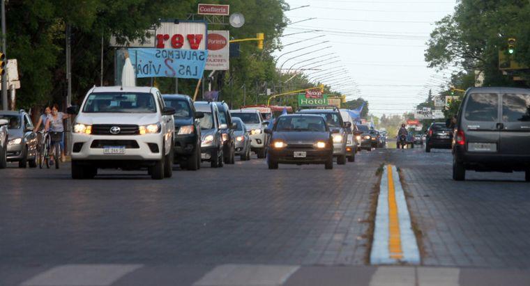 FOTO: Marcha contra el aborto en San Rafael, Mendoza.