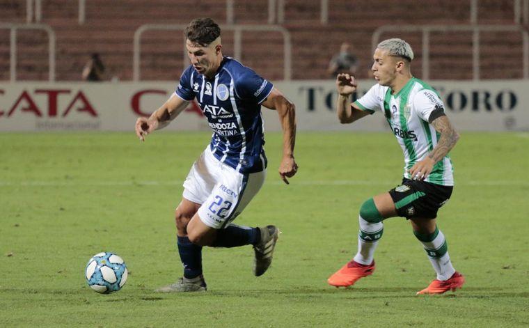 FOTO: Banfield empató a Godoy Cruz y pasó a la Fase Campeonato.