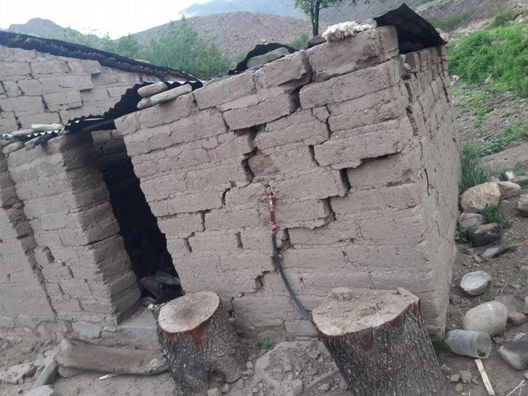AUDIO: Los daños provocados por el sismo en Jujuy