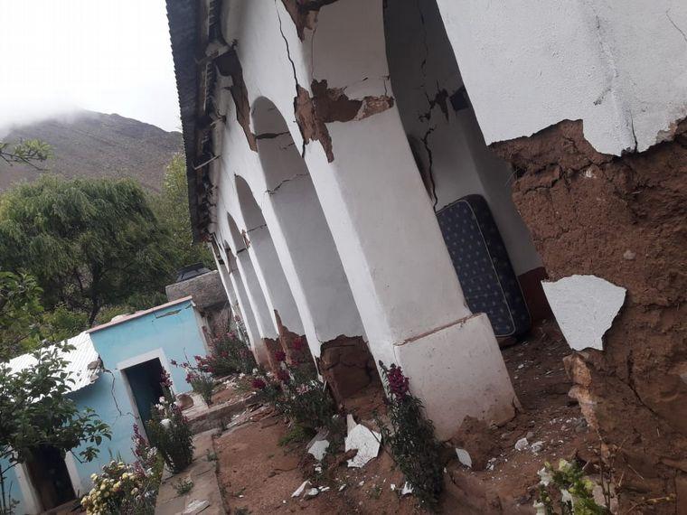 FOTO: Jujuy tras el sismo
