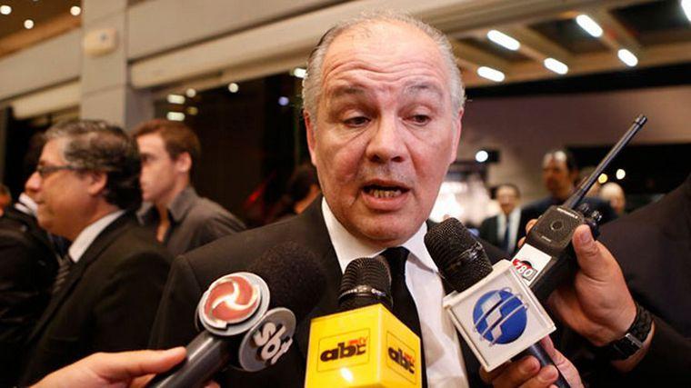 FOTO: El último adiós al ex entrenador de la Selección argentina.