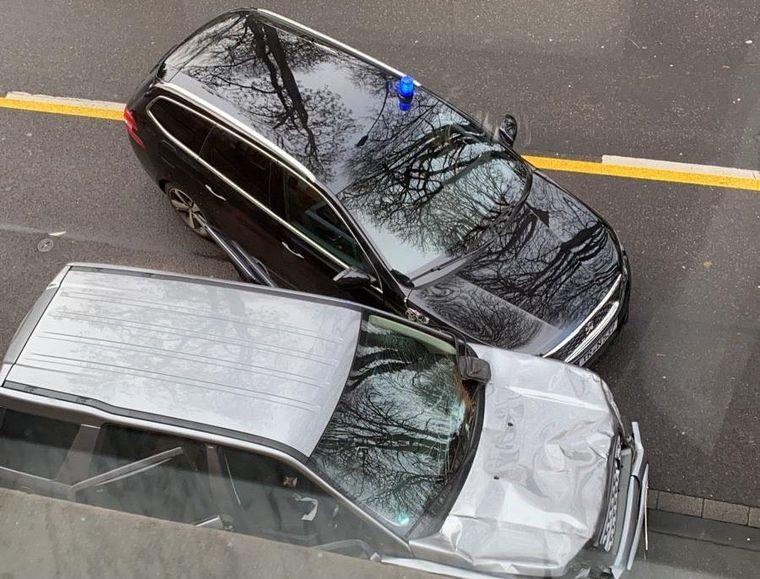 FOTO: Atropello masivo en una peatonal de Alemania: dos muertos