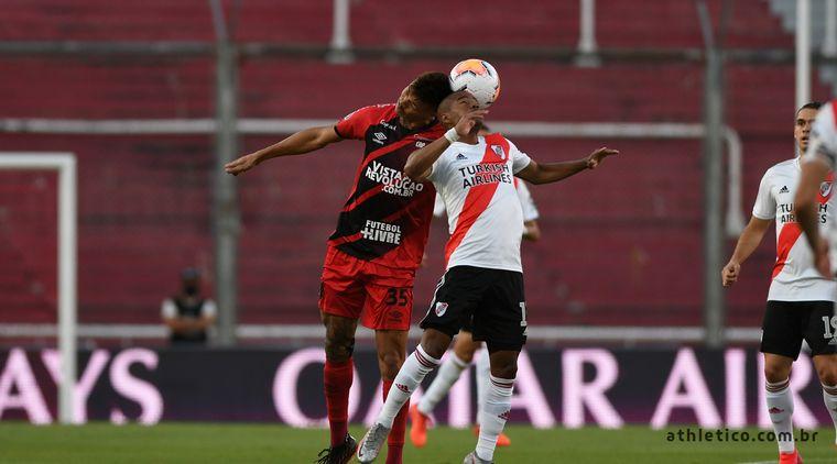 AUDIO: 1º Gol de River (Nicolás de la Cruz)