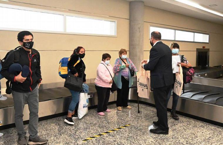 AUDIO: Jujuy recibió a sus primeros turistas nacionales