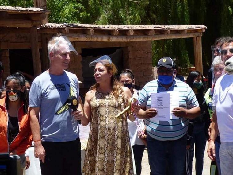FOTO: Los primeros visitantes en llegar a la provincia norteña son de Buenos Aires.
