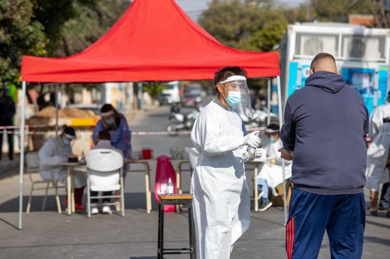 FOTO: Los voluntarios brindarán información y medidas de prevención de enfermedades.