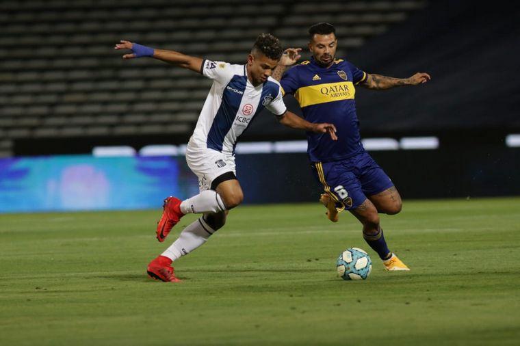 """FOTO: """"La T"""" y """"El Xeneize"""" se metieron en la Fase Campeonato."""