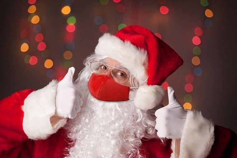 FOTO: El tierno mensaje navideño del gobierno irlandés a los niños.