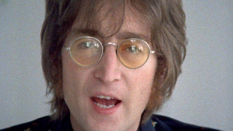 FOTO: John Lennon fue asesinado un día como hoy de 1980.
