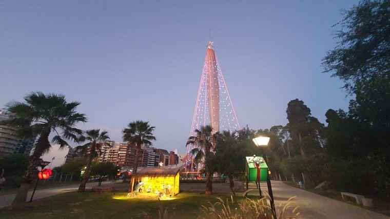FOTO: La magia de la Navidad llegó a Córdoba.