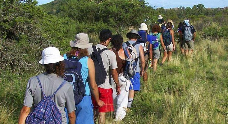 FOTO: En 15 días firmarán el convenio para habilitar la zona al turismo.