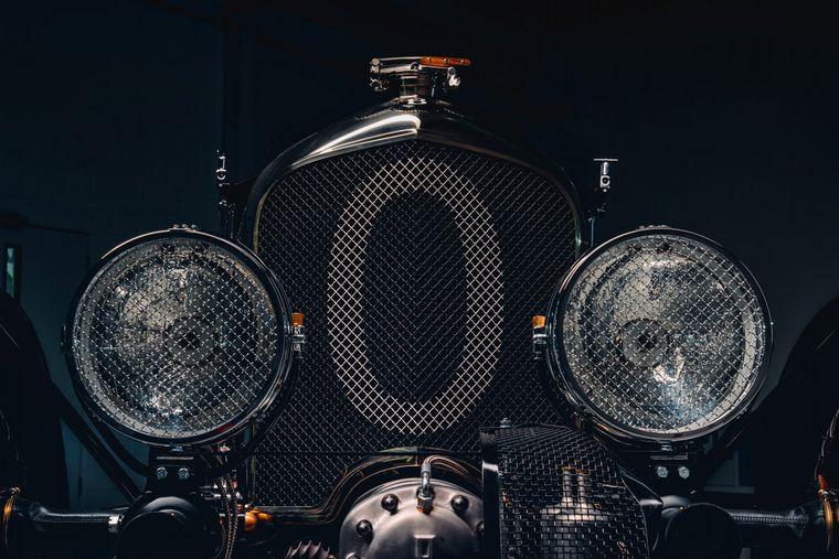 FOTO: Así, luce el Bentley Blower fabricado en 2020 por la marca británica